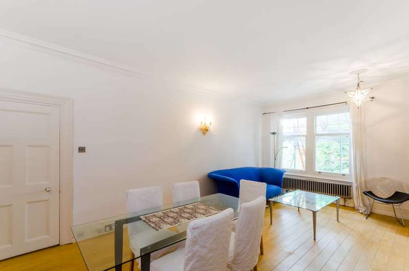 1 Bedroom Flat for sale in South Hampstead, South Hampstead, NW6