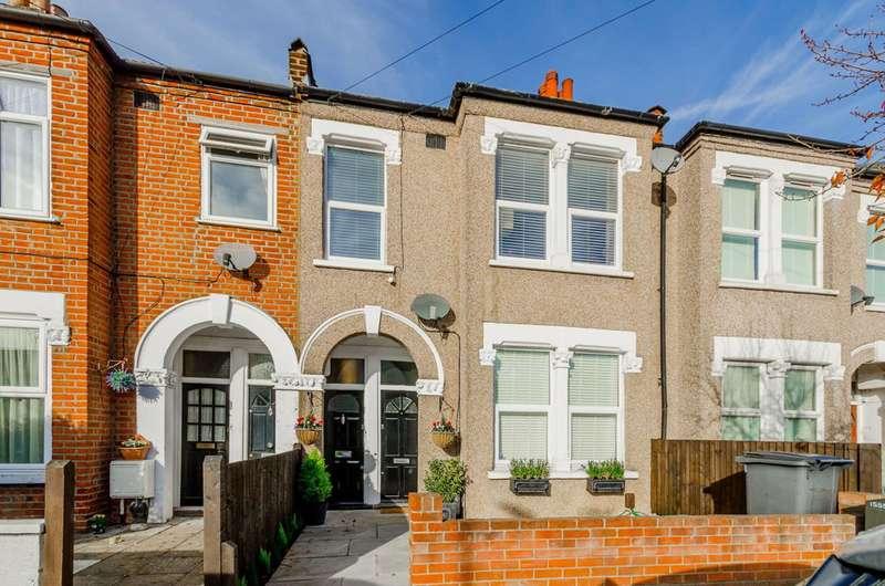 2 Bedrooms Maisonette Flat for sale in Blandford Road, Beckenham, BR3