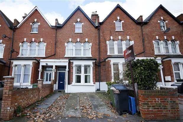 1 Bedroom Flat for sale in Champion Road, Sydenham