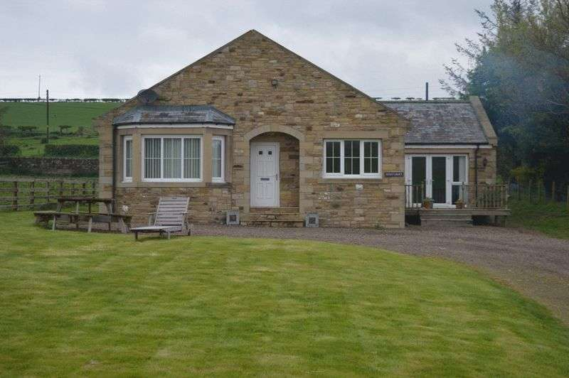 3 Bedrooms Detached Bungalow for sale in Hepple, Morpeth