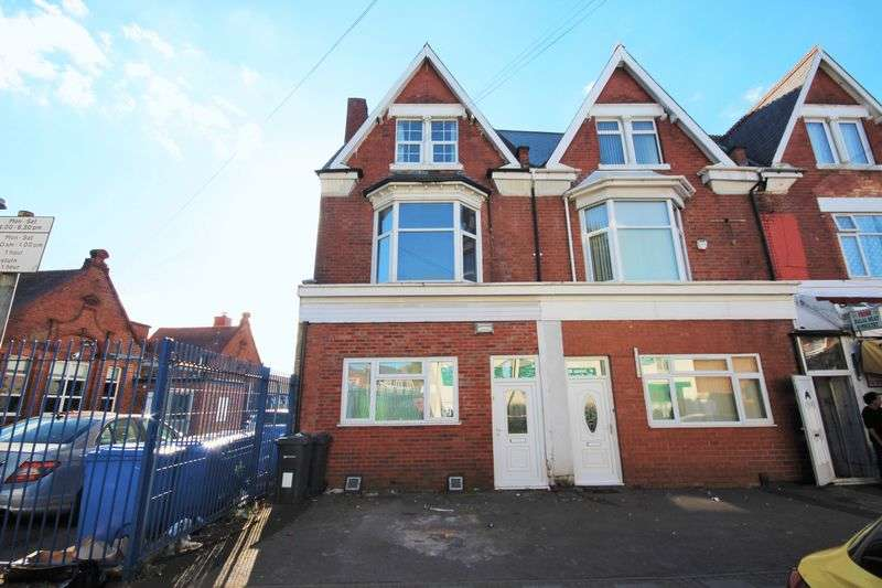 5 Bedrooms Terraced House for sale in Albert Road, Birmingham