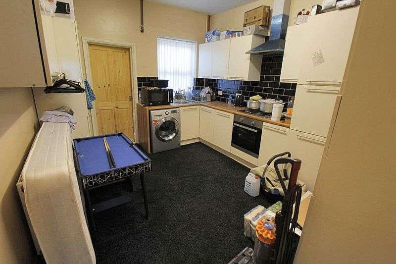 2 Bedrooms Terraced House for sale in Selborne Street, Rotherham
