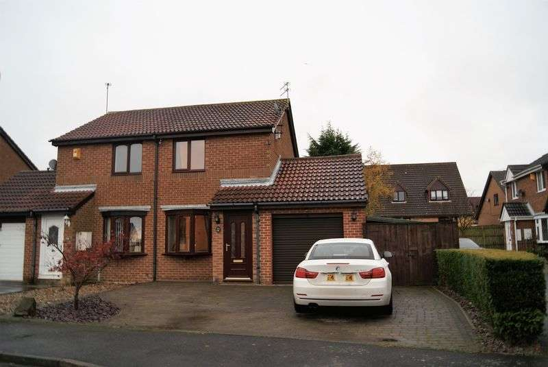 2 Bedrooms Semi Detached House for sale in Linden Road, Seaton Delaval