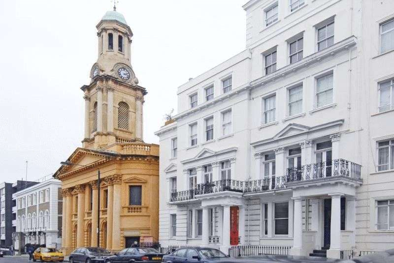 1 Bedroom Flat for sale in Kensington Park Road, London