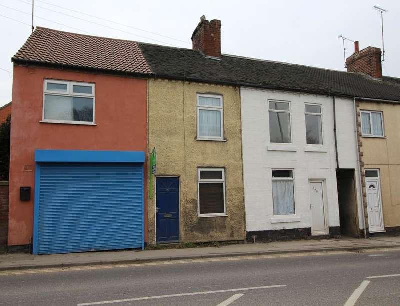2 Bedrooms Property for sale in King Street, Alfreton, DE55