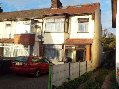 5 Bedrooms End Of Terrace House for sale in East Ham, London