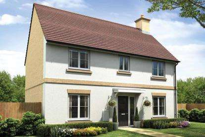 4 Bedrooms Detached House for sale in Milton Keynes, Buckinghamshire