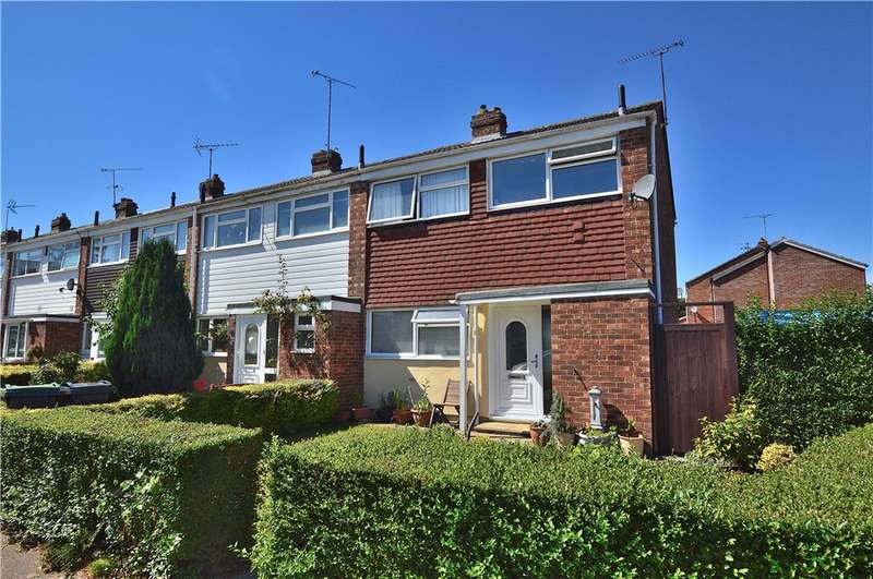 3 Bedrooms End Of Terrace House for sale in Birchanger