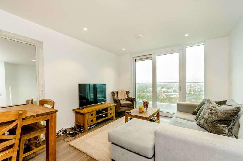 1 Bedroom Flat for sale in Spectrum Way, Wandsworth, SW18