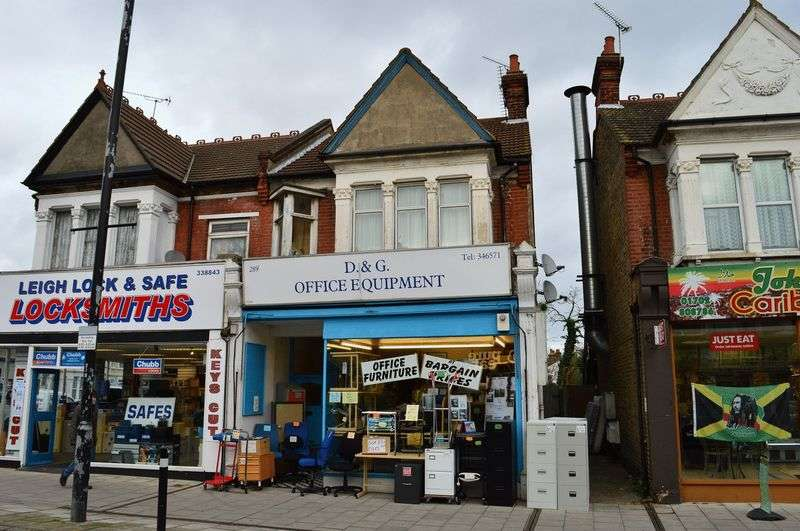 Commercial Property for sale in London Road, Westcliff-On-Sea