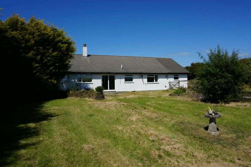 4 Bedrooms Detached Bungalow for sale in Stibb, Bude
