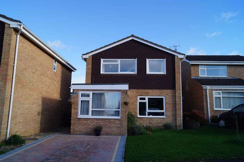 4 Bedrooms Detached House for sale in Abbotswood Road, Brockworth, Gloucester