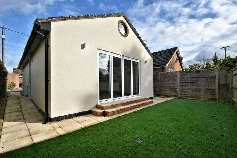 2 Bedrooms Detached Bungalow for sale in Fieldside, Long Wittenham