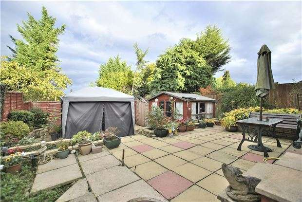 4 Bedrooms Detached House for sale in Brogden Close, OXFORD, OX2 9DS