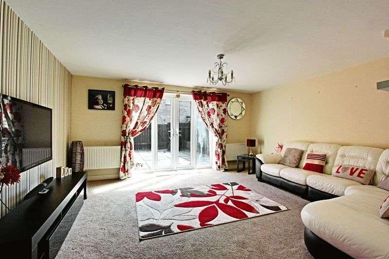 3 Bedrooms Terraced House for sale in Brantingham Walk, Hull