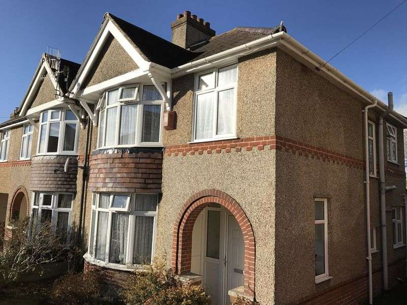 4 Bedrooms Semi Detached House for sale in St. Francis Road, Salisbury