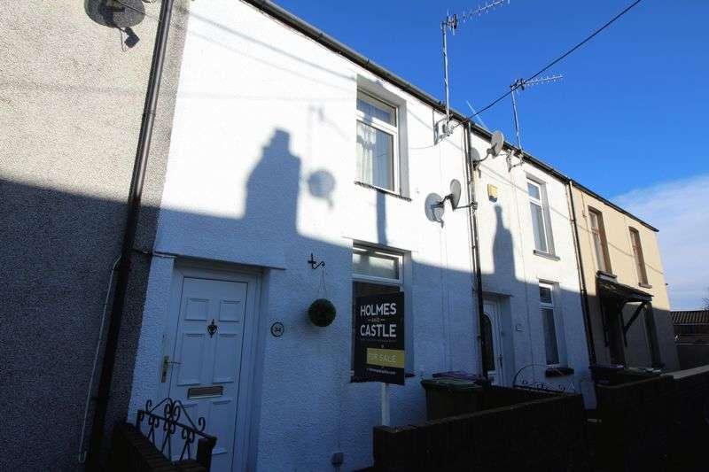 2 Bedrooms Terraced House for sale in Gwent Street, Pontypool