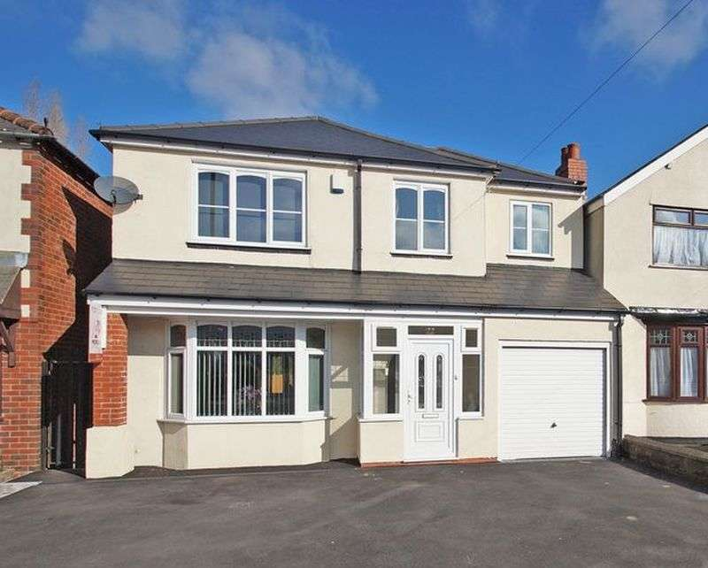 4 Bedrooms Detached House for sale in Halesowen Road, Quinton