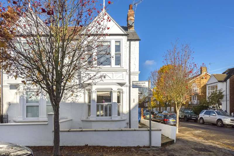 1 Bedroom Flat for sale in Graham Road, London, W4