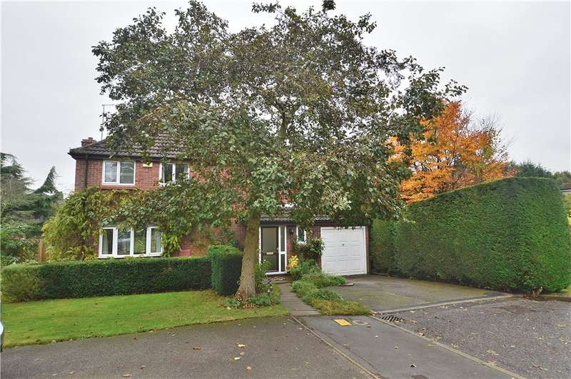 4 Bedrooms Detached House for sale in Stansted Moutfitchet