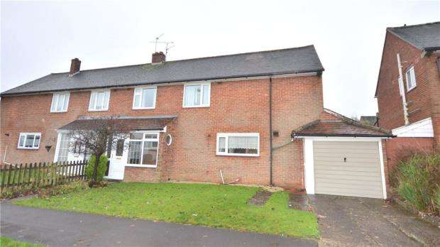 4 Bedrooms Semi Detached House for sale in Oakridge Road, Basingstoke, Hampshire