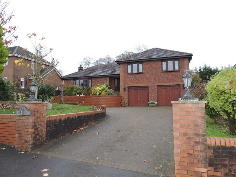 3 Bedrooms Detached House for sale in Kings Road, Llandybie
