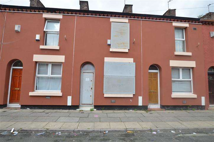 2 Bedrooms Terraced House for sale in Holmes Street, Liverpool, L8