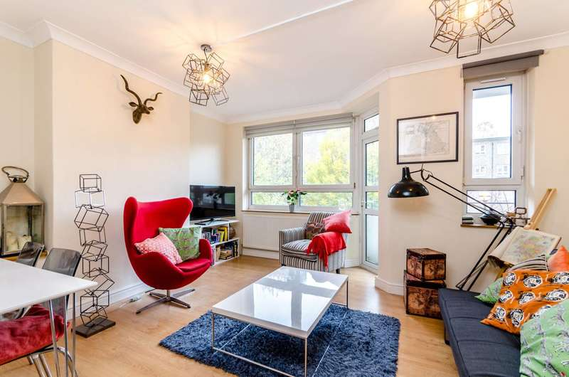 2 Bedrooms Flat for sale in Paradise Street., Bermondsey, SE16
