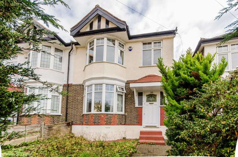 4 Bedrooms Semi Detached House for sale in Valley Road, Streatham, SW16
