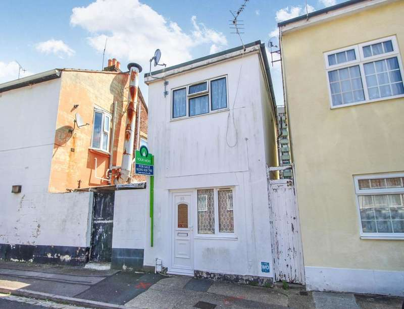1 Bedroom Property for sale in Baker Street, Portsmouth, PO1