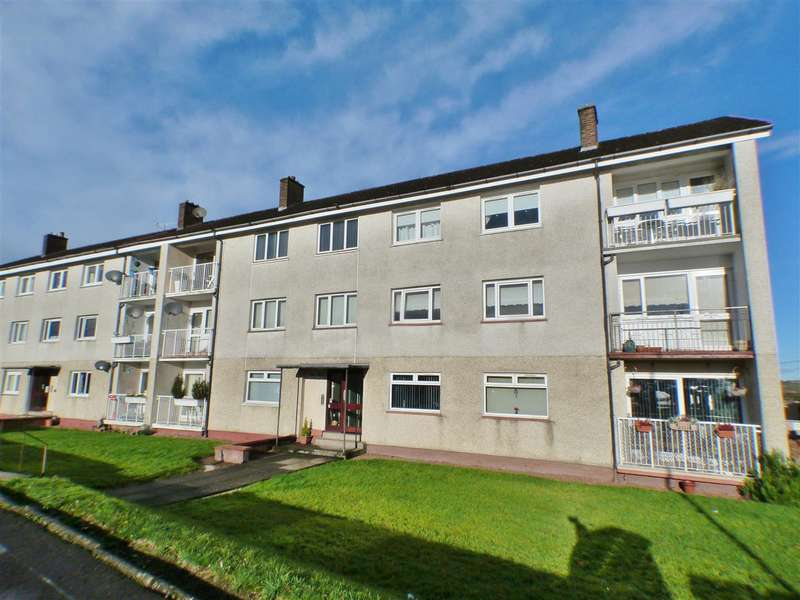 2 Bedrooms Apartment Flat for sale in Alberta Aveue, Westwood, EAST KILBRIDE