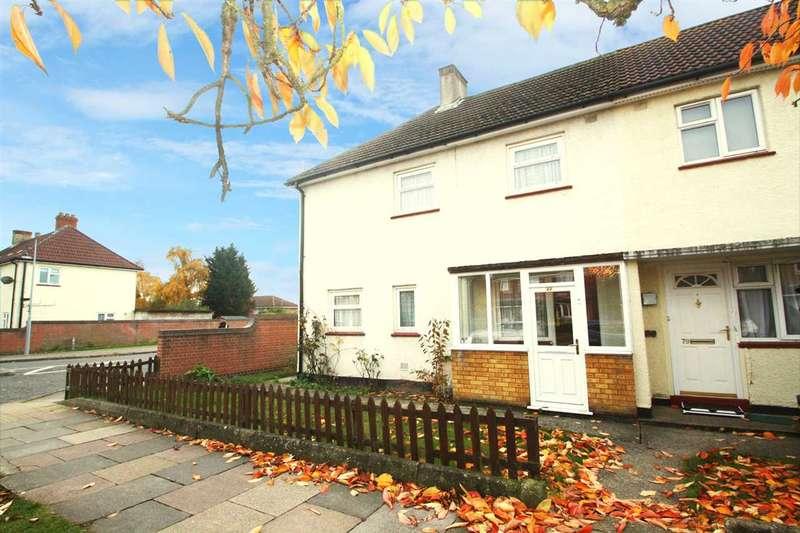 3 Bedrooms Semi Detached House for sale in Renfrew Road, Ipswich