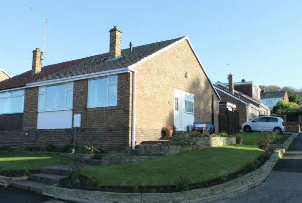 2 Bedrooms Semi Detached Bungalow for sale in Wiltshire Road, Skelton