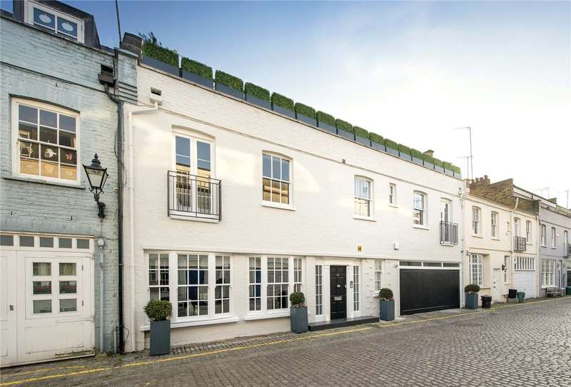 4 Bedrooms Mews House for rent in Princes Gate Mews, London, SW7