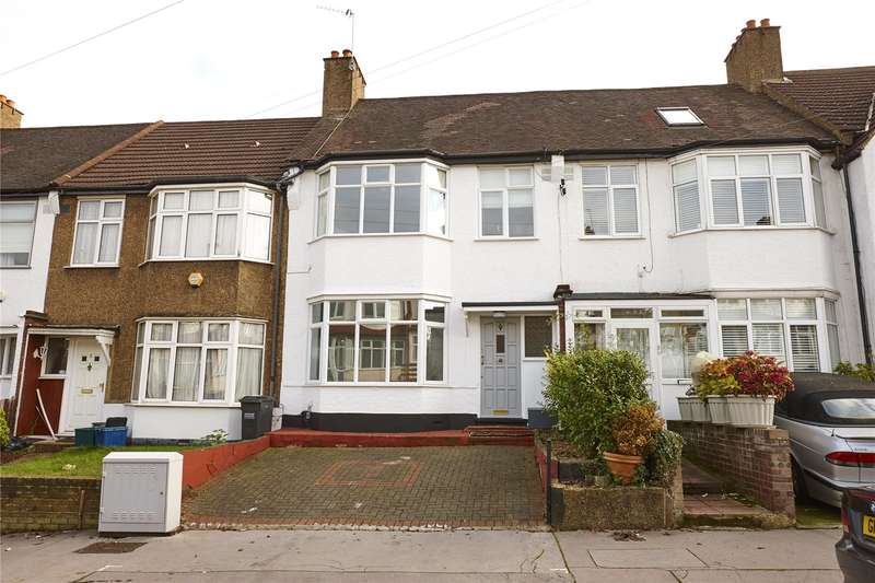 3 Bedrooms Terraced House for sale in Falkland Park Avenue, London