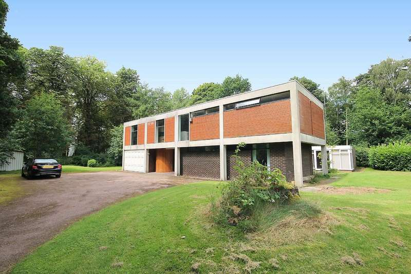 4 Bedrooms Detached House for sale in Asklund, Drayton Lane, Drayton Bassett, B78 3TS