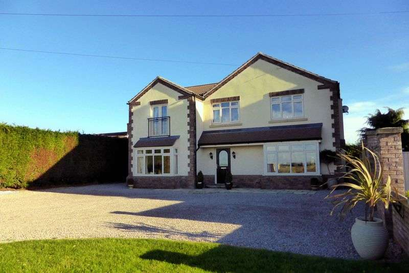 4 Bedrooms Detached House for sale in Lowgate, Tydd St Mary, Lincolnshire