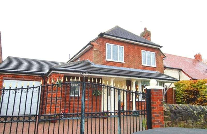 3 Bedrooms Detached House for sale in Reservoir Road, Woolton, Liverpool, L25