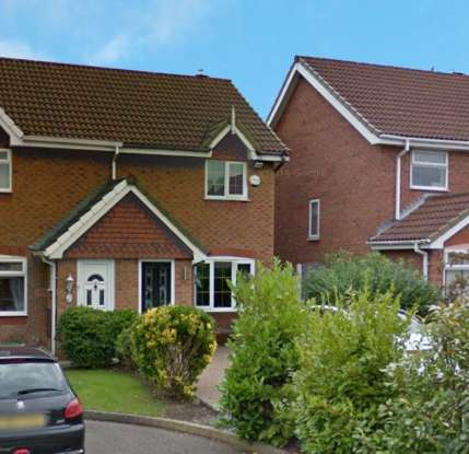 2 Bedrooms Semi Detached House for sale in Bradstone Close, Liverpool, Merseyside, L10 4UW