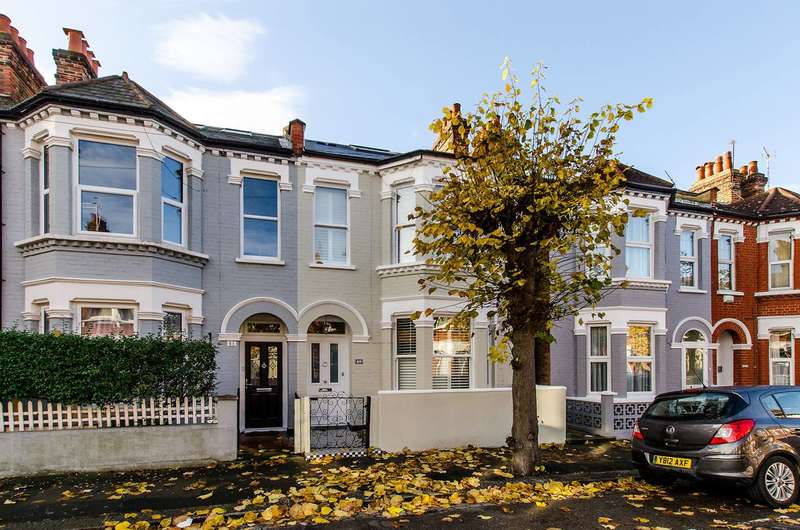 5 Bedrooms Terraced House for sale in Warren Road, Colliers Wood, SW19