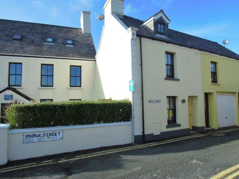 2 Bedrooms Cottage House for sale in 3 Mona Street, Ramsey