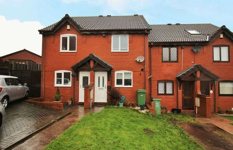 2 Bedrooms Terraced House for sale in Acacia Close, Dudley