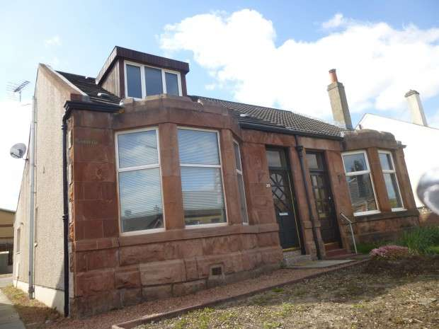 3 Bedrooms Semi Detached House for sale in Carlisle Road, Airdrie, ML6