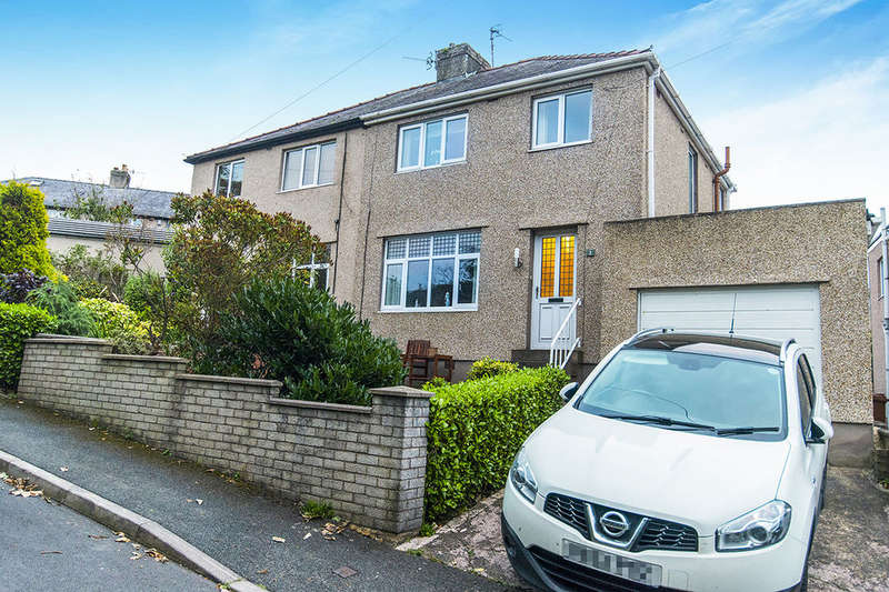 3 Bedrooms Semi Detached House for sale in Oakbank Avenue, Whitehaven, CA28