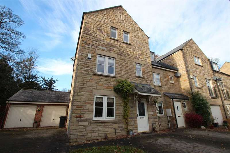 4 Bedrooms Town House for sale in Bridge Island, Shotley Bridge, Consett