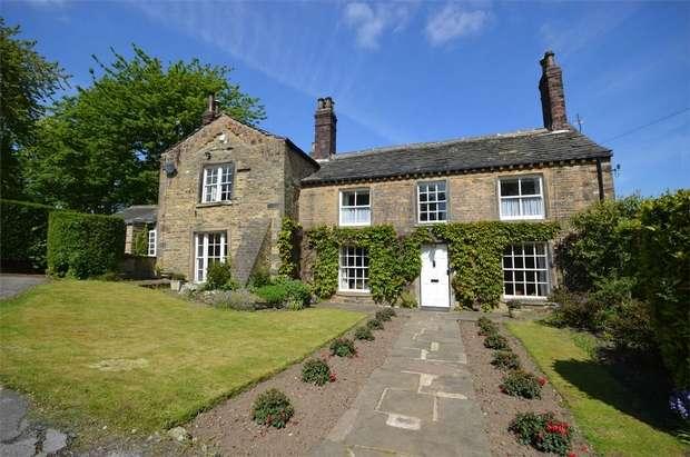 4 Bedrooms Detached House for sale in Crowlees Road, MIRFIELD, West Yorkshire