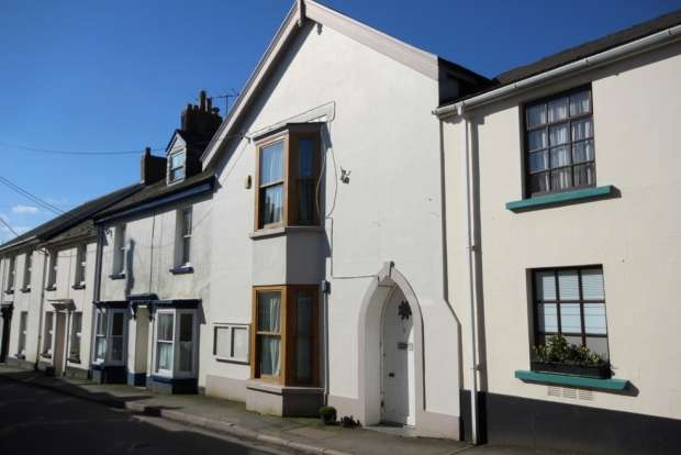3 Bedrooms Terraced House for sale in NEW STREET CHULMLEIGH