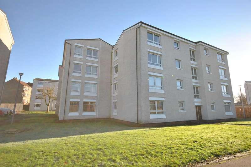 2 Bedrooms Flat for sale in Kirktonholm Place, Kilmarnock, KA1 3HW