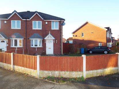 3 Bedrooms Semi Detached House for sale in Beech Gardens, Runcorn, Cheshire, WA7