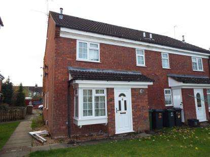 1 Bedroom House for sale in Howard Close, Luton, Bedfordshire